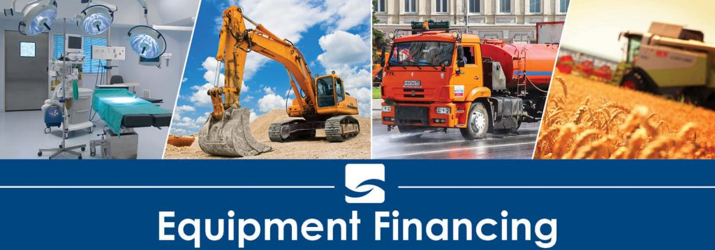 Commercial Equipment Financial Service Provider for Businesses
